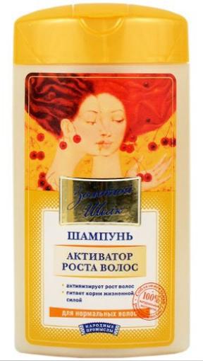 Золотой шелк серия для волос купить