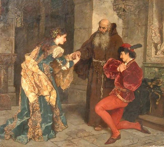 an analysis of friar lawrences character in romeo and juliet by william shakespeare