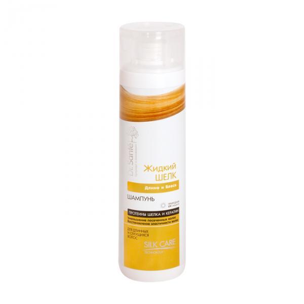 Жидкий шёлк для волос dr sante отзывы