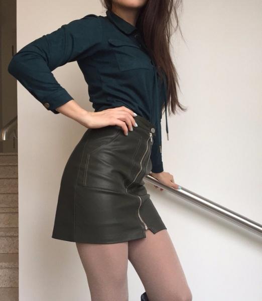 Sexy mini skirt women