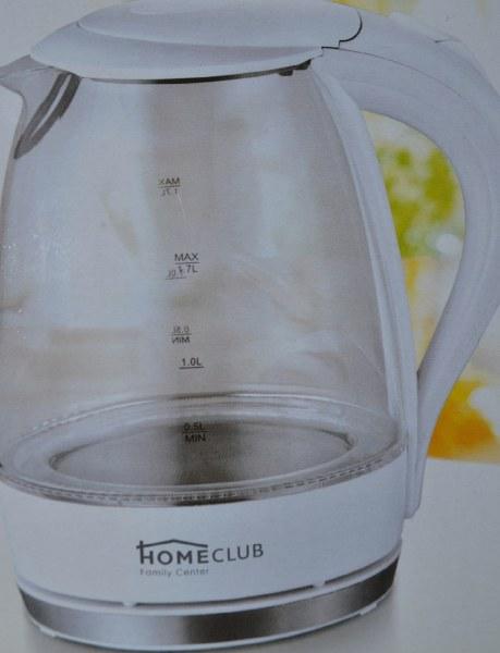 Купить чайник электрический homeclub