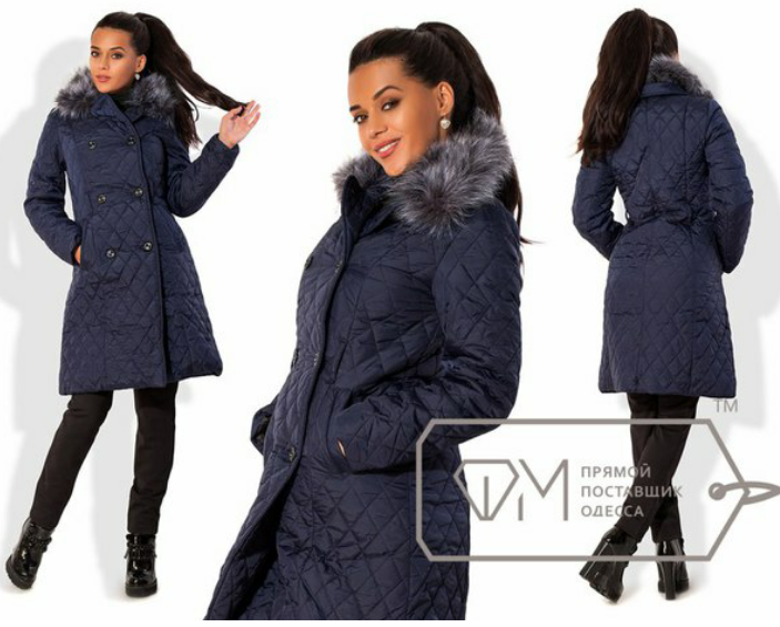 84723b9a0d37 Пальто Фабрика моды Артикул  7572 - «классное и недорогое пальто из ...