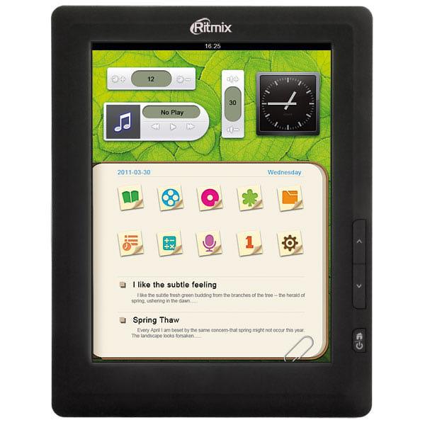 Скачать книгу на электронную книгу ritmix
