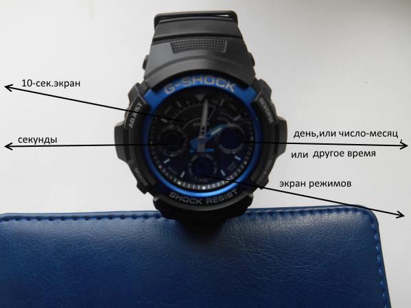 Часы Casio G-Shock копии, купить в Украине, низкие цены