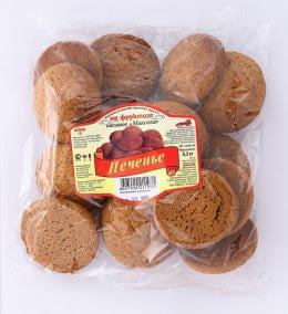 рецептура овсяного печенья на фруктозе