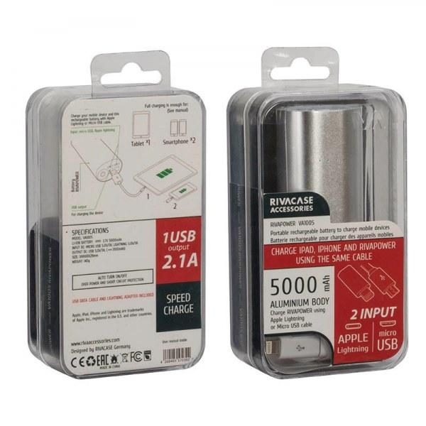внешний аккумулятор Riva Case Rivacase Accessories Va1005 отзывы