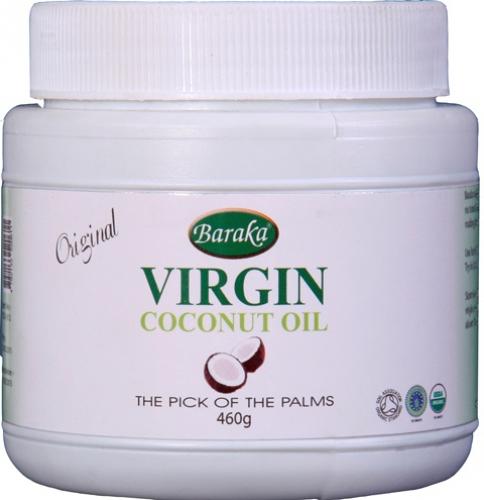 baraka кокосовое масло