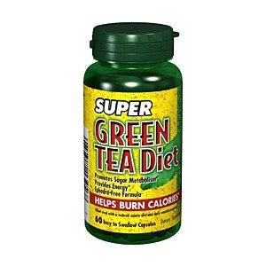 БАД Nature's Bounty Super Green Tea Diet Отзывы покупателей