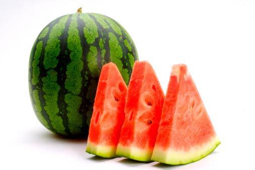 Как похудеть с помощью арбузной диеты.