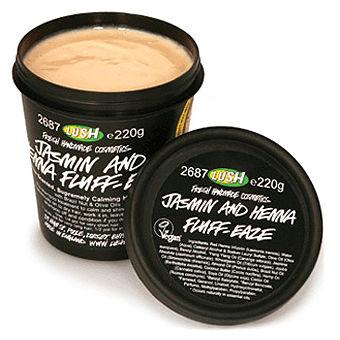 Маску для волос lush жасмин и хна