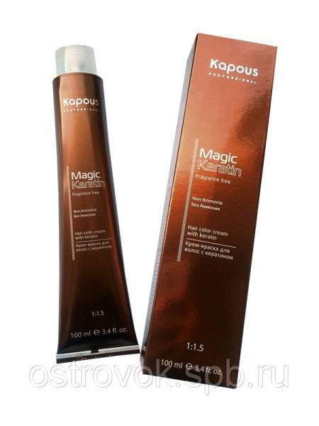 Kapous инструкция краска для волос