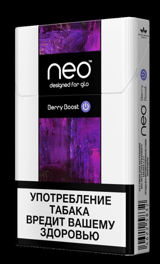 табачные стики neo ruby boost