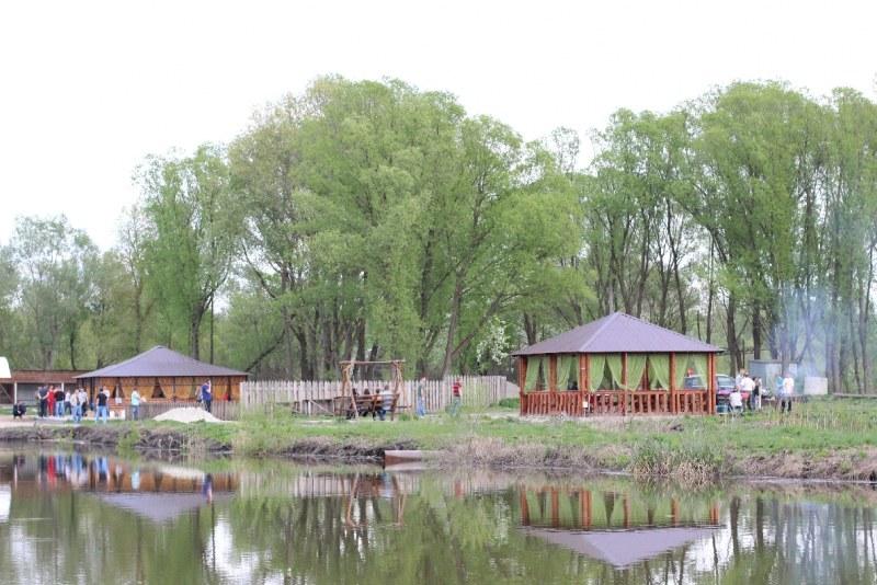отдых и рыбалка в курске и курской области