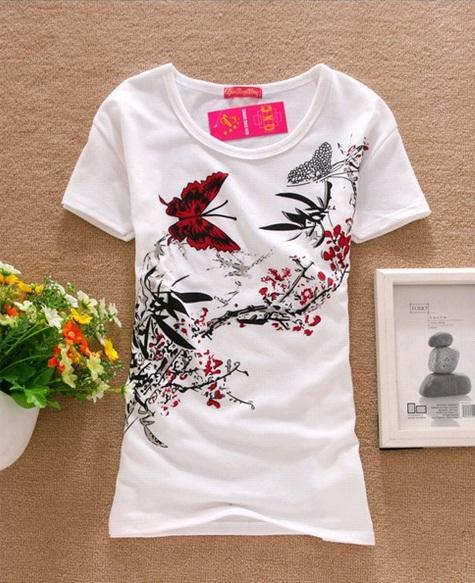 Аппликации на футболку для женщин фото
