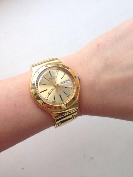 b7bc71c2 Женские часы Swatch YGG706G | Отзывы покупателей