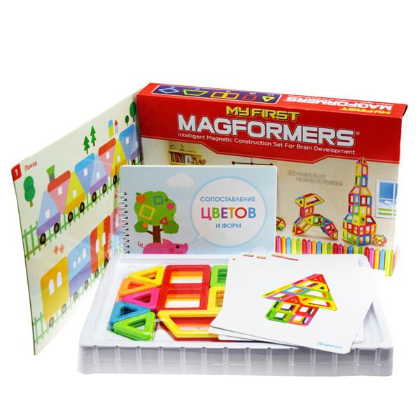 Картинки по запросу Magformers My First 54