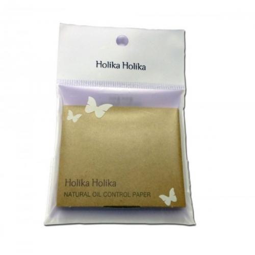 Матирующие салфетки для лица Нolika Нolika Natural Oil Control Paper