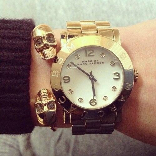 ee9a7893df59 Женские часы AliExpress Marc Jacobs Amy 36MM   Отзывы покупателей