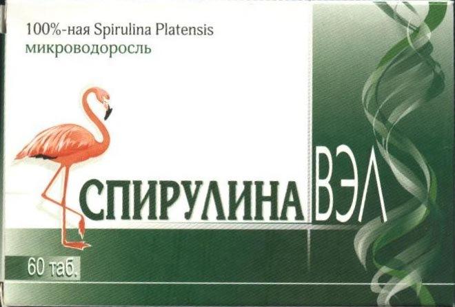 Спирулина (водоросль) - полезные свойства и применение ...
