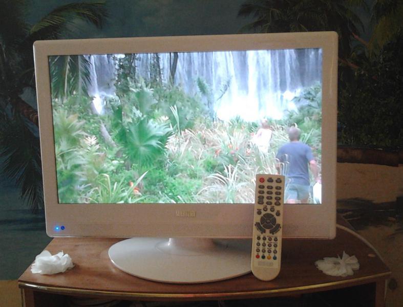 Телевизор мистери