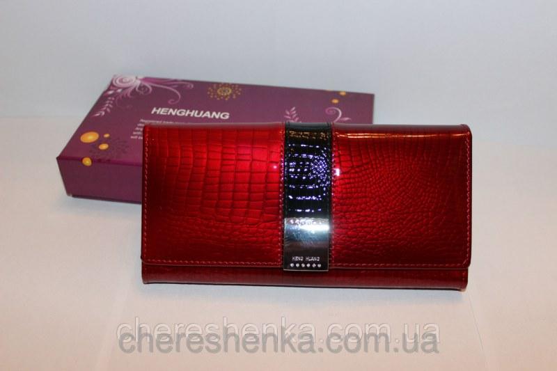 2b28e2b9e2ab Женский кошелек Henghuang Heng Huang AE5242-2 Красный | Отзывы ...