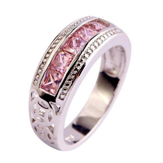 кольцо детское серебро