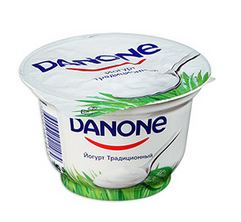 фото данон йогурт