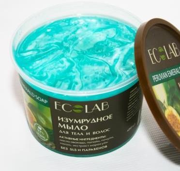 Мыло для тела и волос