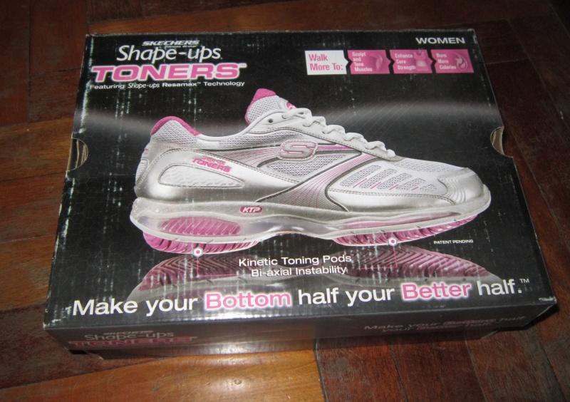 Кроссовки SKECHERS Shape-Ups Toners - «Skechers Shape-Ups TONERS + ... 78079189fb5