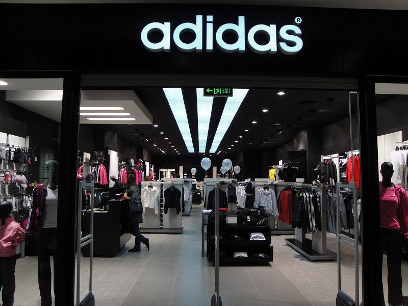 fc41ad44 Сеть магазинов спортивной одежды Adidas, Россия - «Сеть магазинов ...