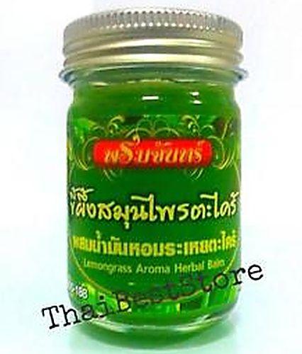 зеленый бальзам из тайланда инструкция по применению