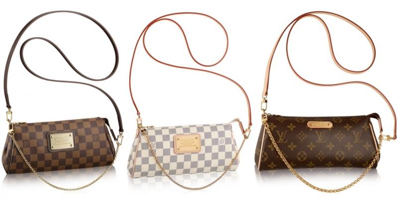 1fbdf3492883 Клатч Louis Vuitton Eva | Отзывы покупателей