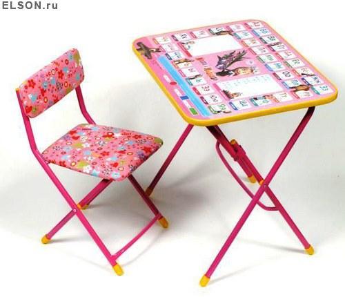 мебель ника ку1 набор стул и стол маша и медведь отзывы покупателей