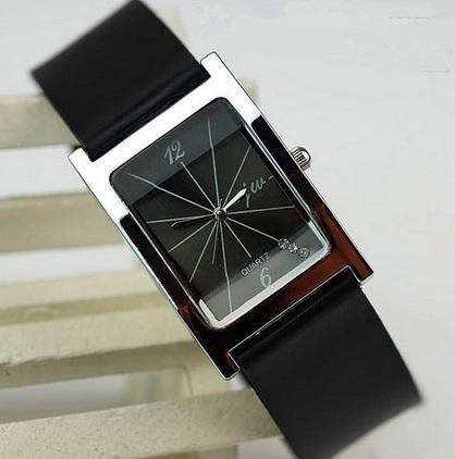 Часы наручные прямоугольные наручные часы сакура