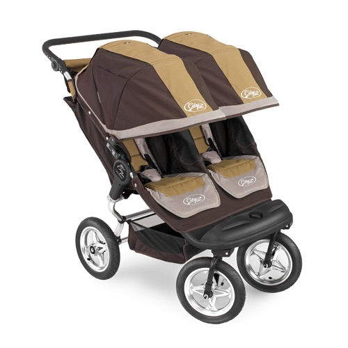 Коляска для двойни Baby Jogger City Elite Double Отзывы