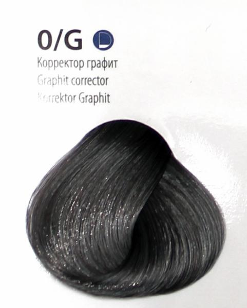 Краска для волос графитовый цвет