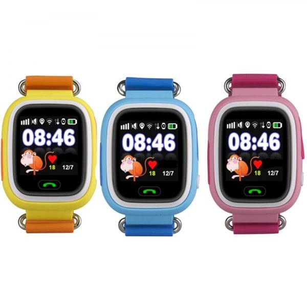 Отзывы на модель Часы Wonlex Q80