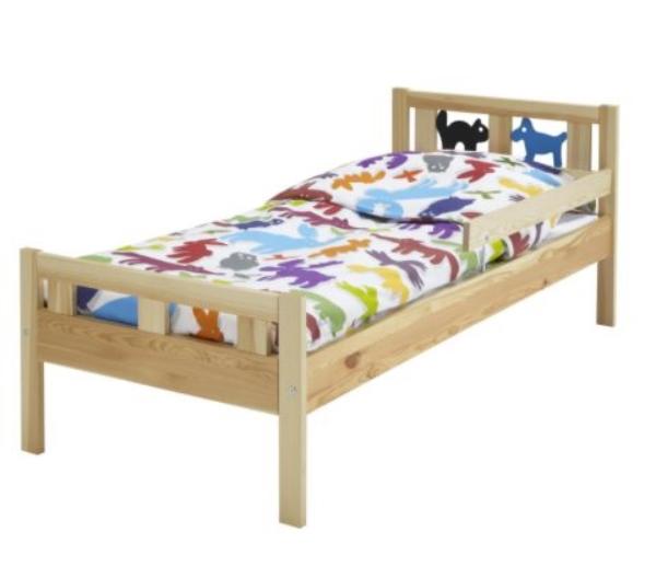кроватка детская икеа фото