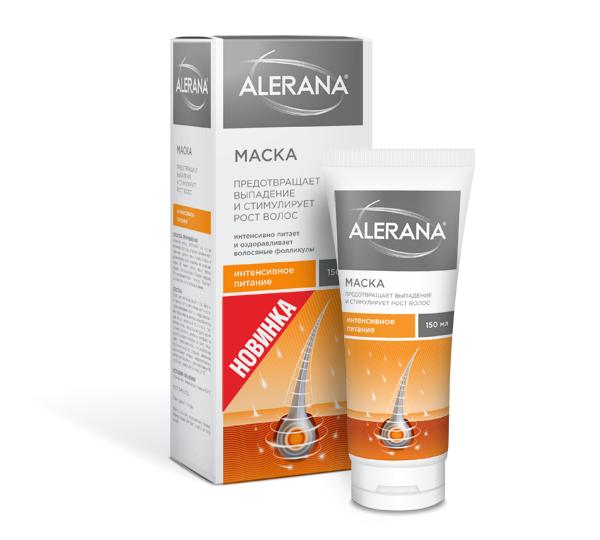 Маска для волос алерана цена