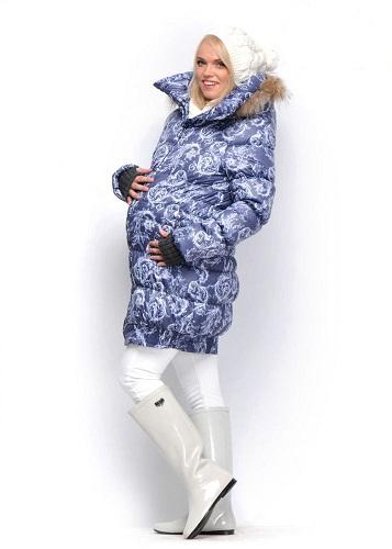 23f1c0bbc720 Одежда для беременных I love mum Зимняя куртка для слингоношения Аляска фото
