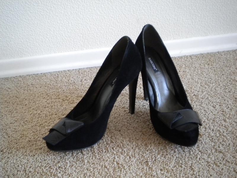 Эротика мама в туфл