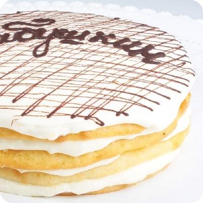 бабушкин торт бахетле рецепт видео
