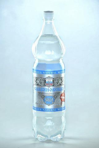 Минеральная вода Славяновская с доставкой на дом и в