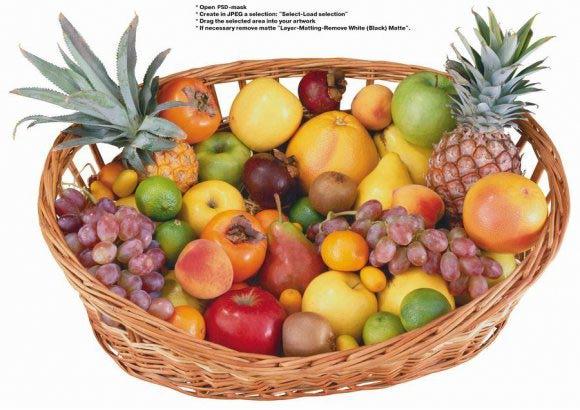 Фрукты и овощи натуральные витамины