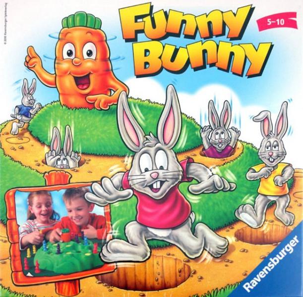 игра bunny как мы познакомились