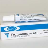 аллергии инструкция при гидрокортизоновая мазь