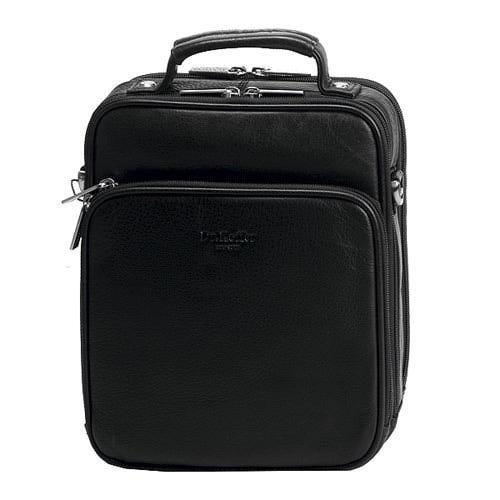Мужская сумка со съемным плечевым ремнем - Dr. Koffer Lux Bag.