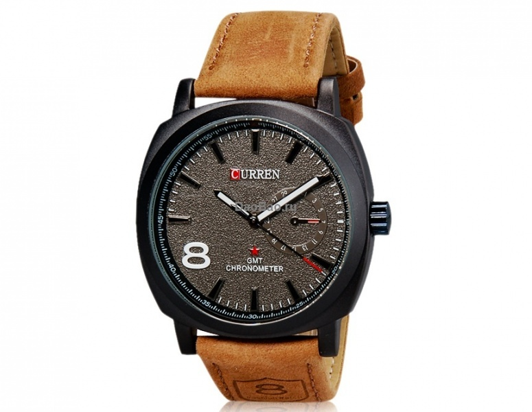 Часы мужские кварцевые Aliexpress Curren M 8139 - «Низкая цена не означает  низкое качество! Много фото.» | Отзывы покупателей