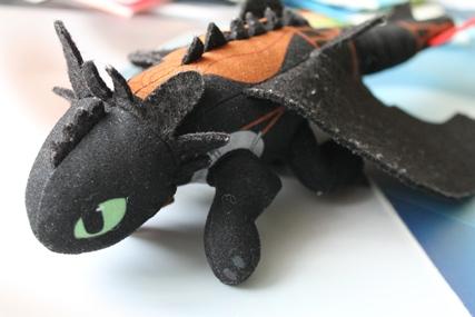 Spin Master Мягкий дракон Беззубик - отзывы 88d4499941151