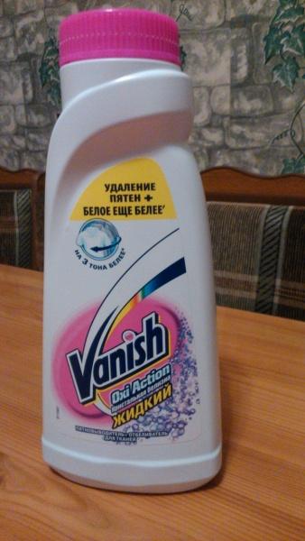 отбеливатель ваниш для белого инструкция - фото 7